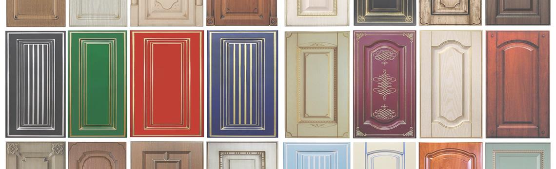 Мебельные фасады для наших клиентов